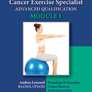 Module One Cover Cancer Exercise Training Institute