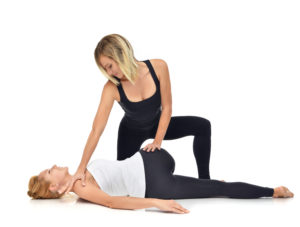 hip and low back stretch cancer exercise training institute