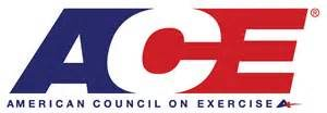 American council on exercise logo cancer exercise training institute