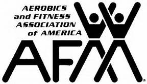 American aerobics and fitness foundation logo cancer exercise training institute
