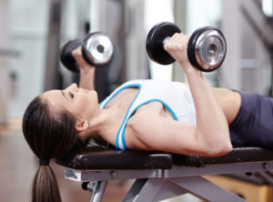 Bench Press Cancer Exercise Training Institute