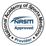 NASM approved provider Cancer Exercise Training Institute
