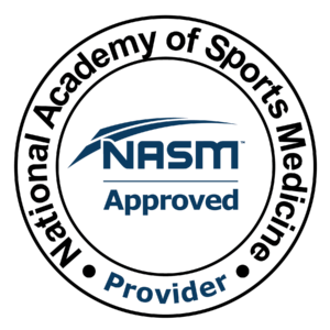 NASM approved Cancer Exercise Training Institute