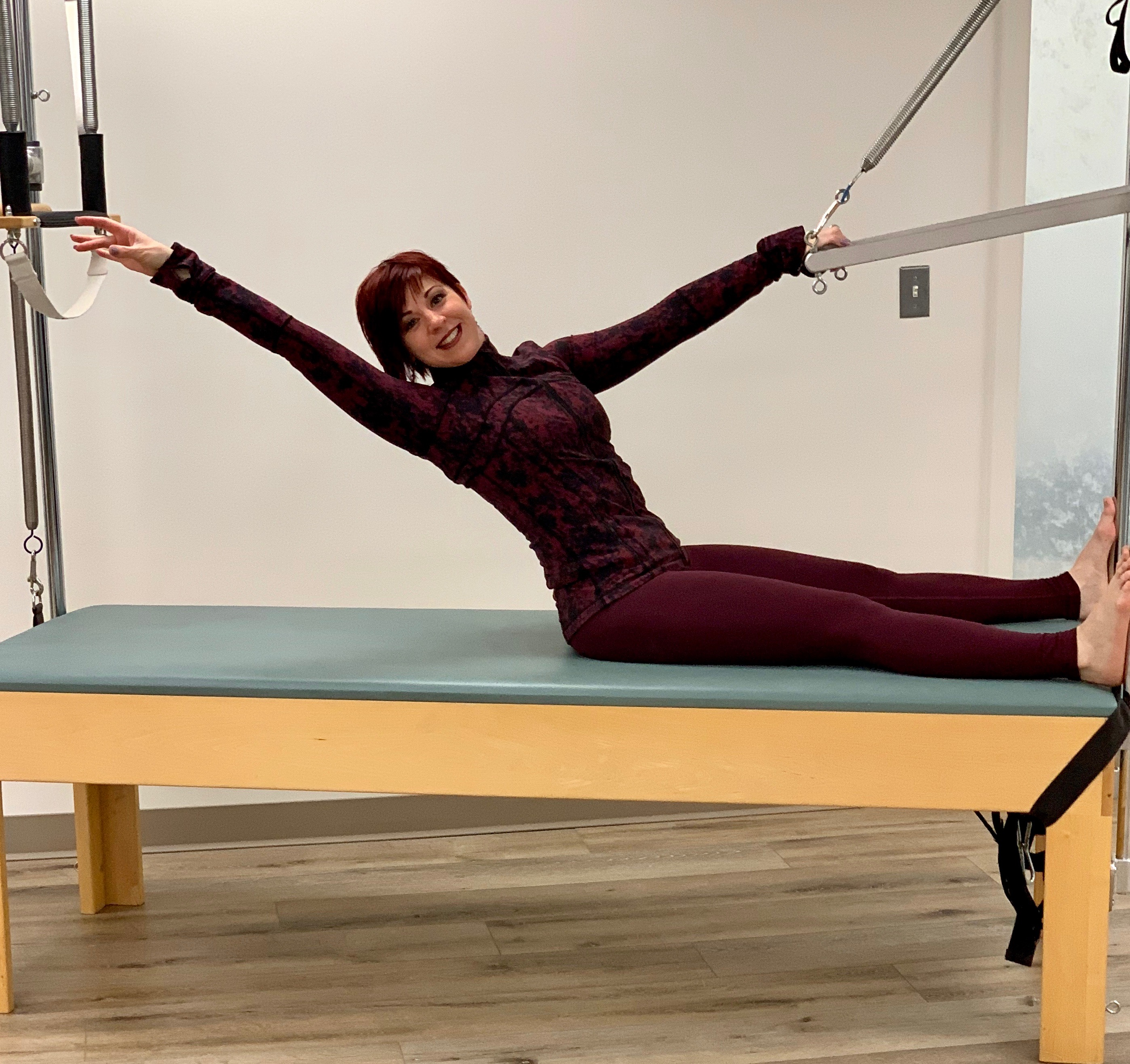 The Cancer Exercise Pilates Specialist