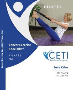 CES Pilates Mat Cancer Exercise Training Institute