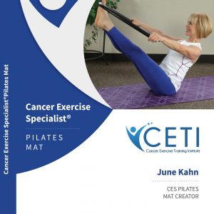 CES Pilates Mat Cancer Exercise Training Institute