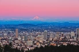 Portland, OR sunset Cancer Exercise Training Institute